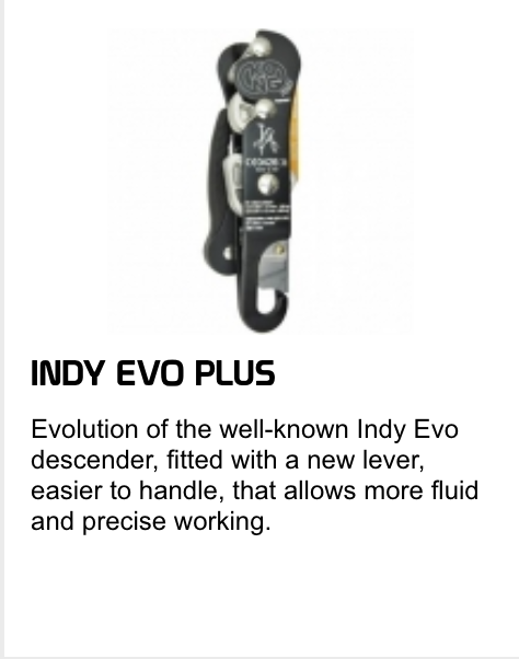 indy evo plus